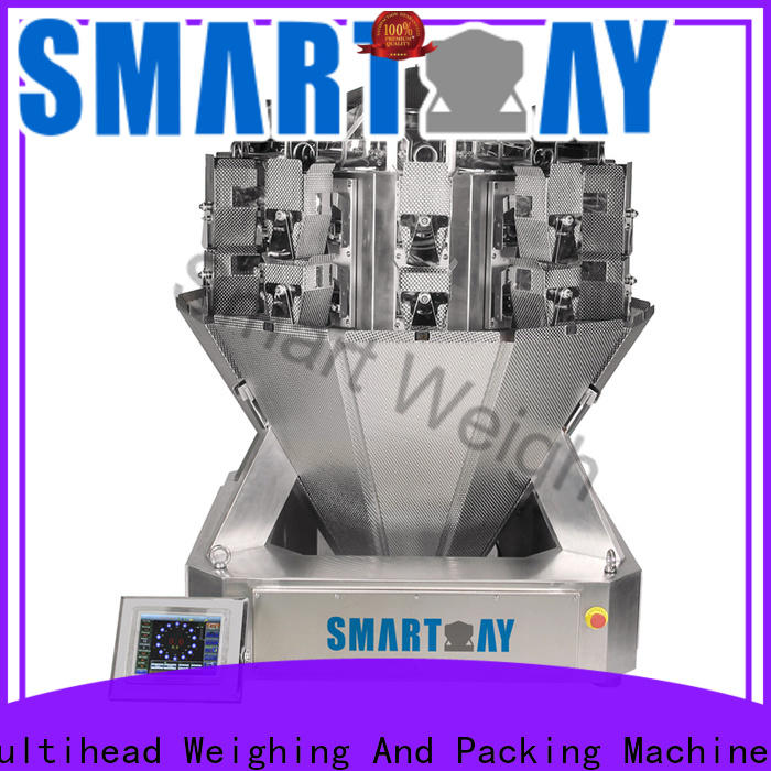 best multihead weigher made in china machine company for food weighing