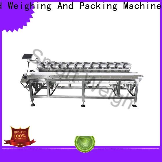 Smart Weigh pack ce combination weigher factory for food weighing
