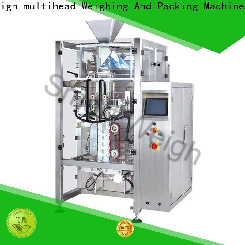 Smart Weigh pack fully sugar packet packing machine company for food labeling