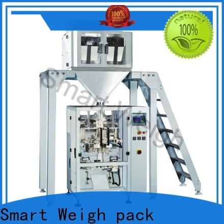 Smart Weigh pack new bagging machine factory for food packing