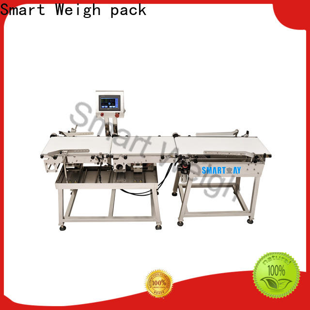 Smart Weigh pack stable visual inspection systems factory price for food packing