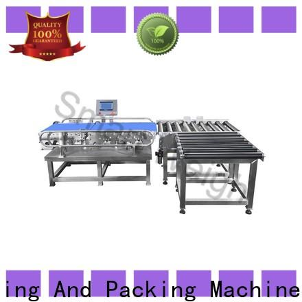Smart Weigh pack new inspection equipment China manufacturer for foof handling