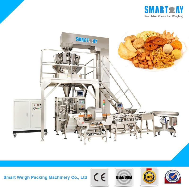 Cookies SmartWeigh Form Form Filling y sistema de embalaje