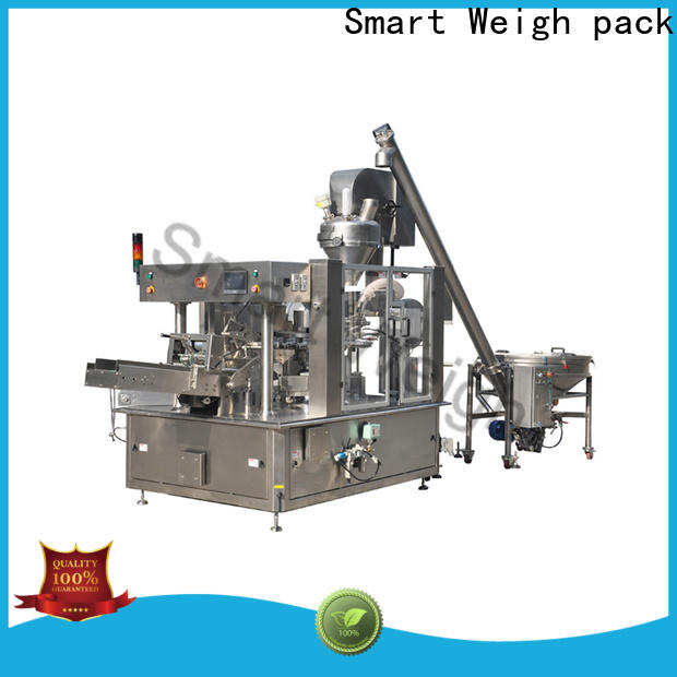 Smart Weigh pack affordable automated packing systems with cheap price for food packing