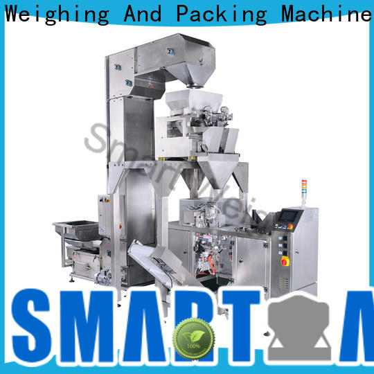 Smart Weigh pack quality packaging systems manufacturers for food packing