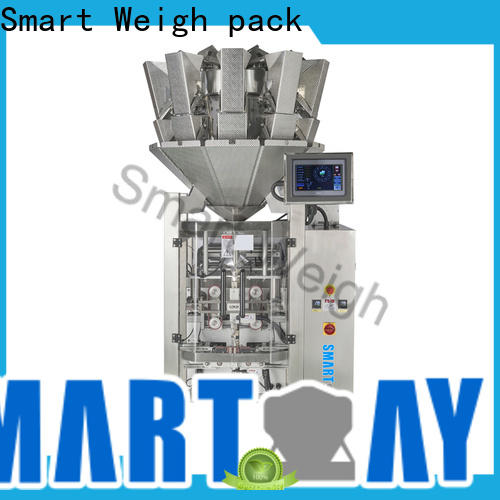 Smart Weigh pack doypack packaging machine manufacturers for food weighing