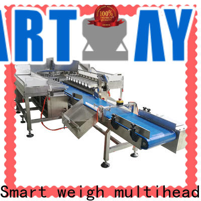 top combination weigher control manufacturers for food labeling