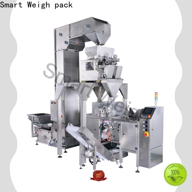 Smart Weigh pack shrimpsea bag packaging machine for chips packing