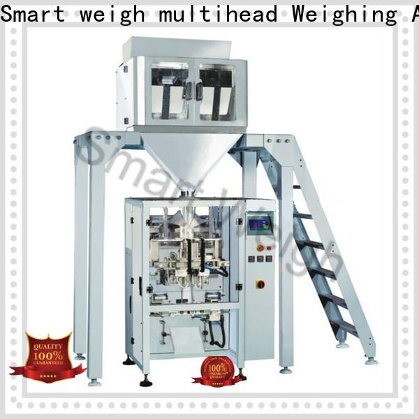 Smart Weigh pack products vertical form fill seal machine supply for food weighing