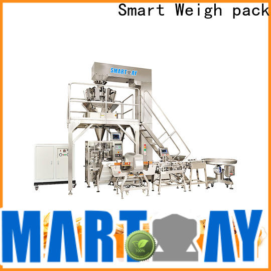 Smart Weigh pack vertical form fill seal packaging machines company for food packing