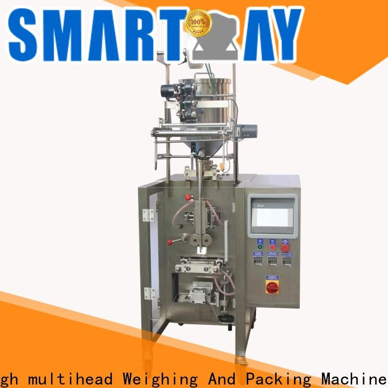 Smart Weigh pack nut sachet packaging machine with good price for food packing