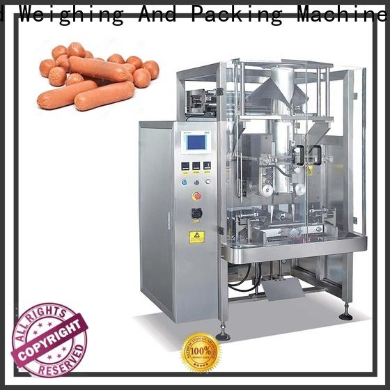 high quality pharma packaging machine weigh for food weighing