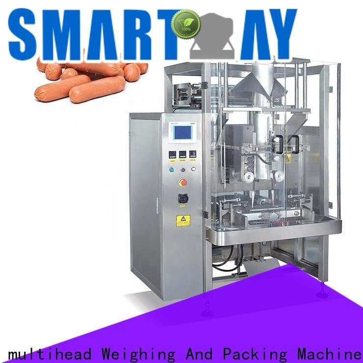 Smart Weigh pack best-selling automatic packing machine price free quote for foof handling