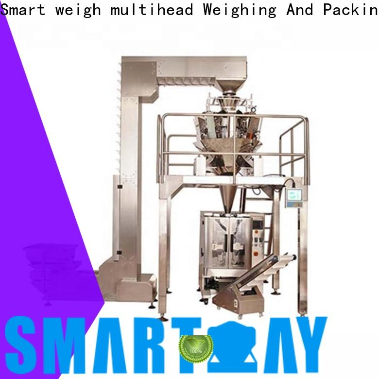 Smart Weigh pack advanced bag filling machine inquire now for food packing