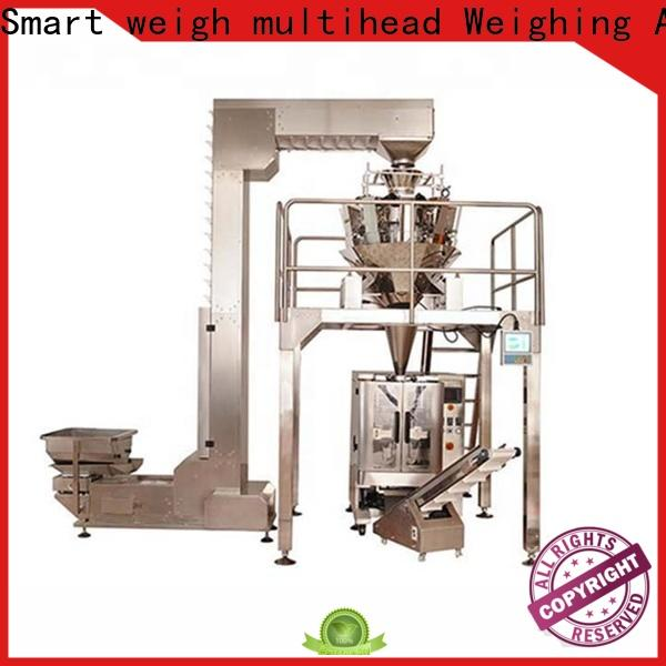 Smart Weigh pack packing foam packing machine for business for food labeling