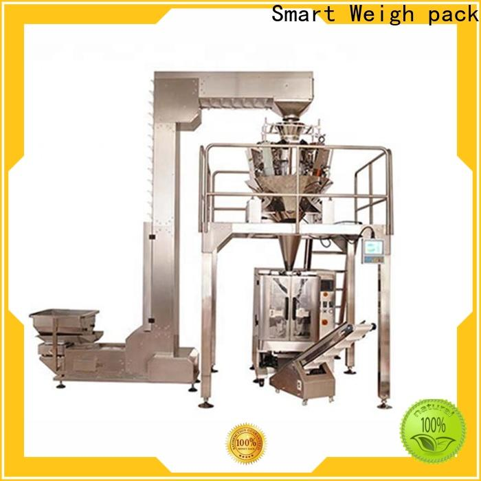 Smart Weigh pack pepper bread packing machine with cheap price for food weighing