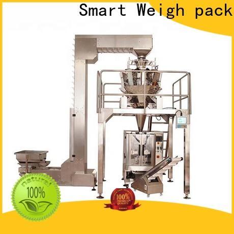 Smart Weigh pack latest horizontal packing machine customization for foof handling
