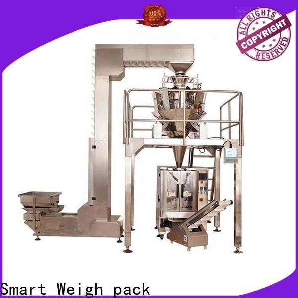 Smart Weigh pack latest pouch filling machine for sale with cheap price for food labeling