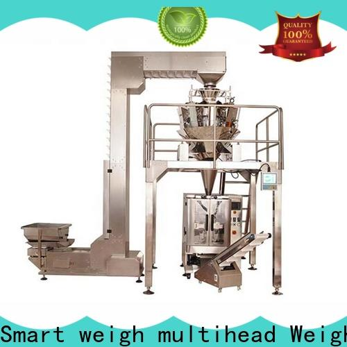 Smart Weigh pack rotary vacuum packing machine factory price for food labeling