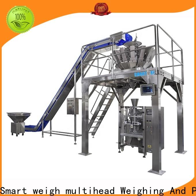 Smart Weigh pack inexpensive auto packaging machine supply for food weighing