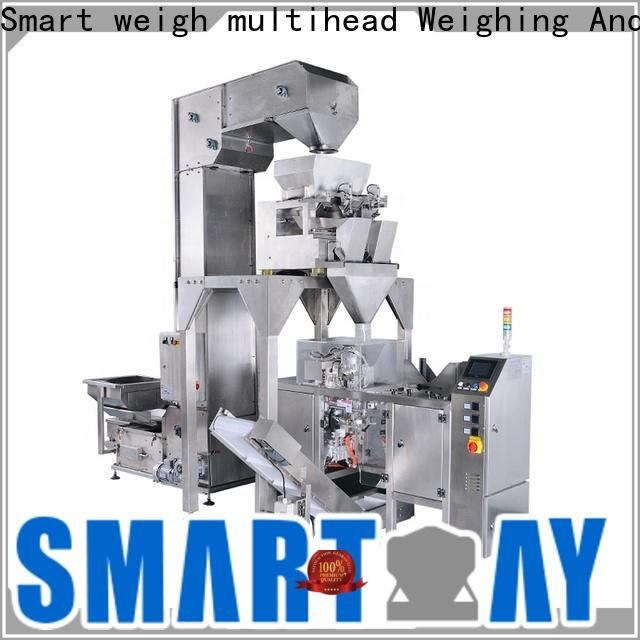 Smart Weigh pack weigher popcorn packaging machine with good price for food weighing