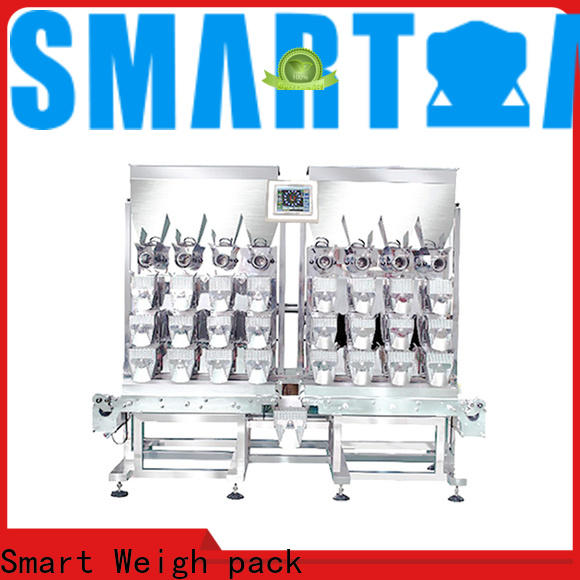 Smart Weigh pack new pouch filling machine for sale with cheap price for foof handling