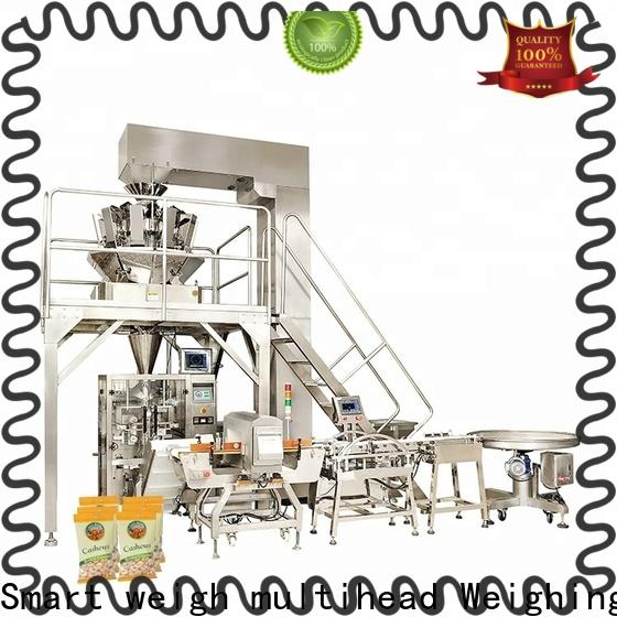 Smart Weigh pack multifunctional packaging machine germany with good price for foof handling