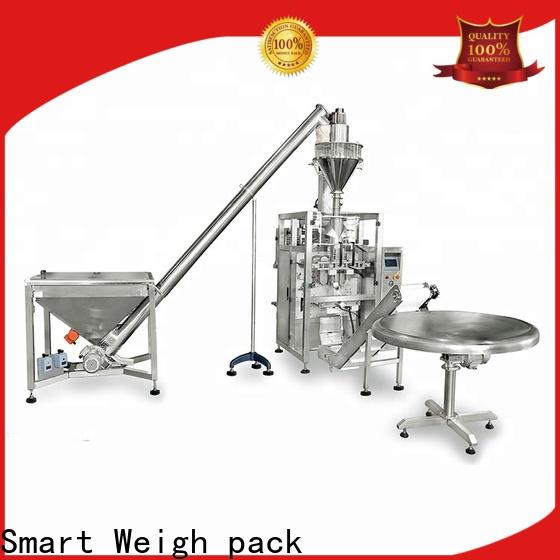 Smart Weigh pack sausage hand packing machine company for food packing