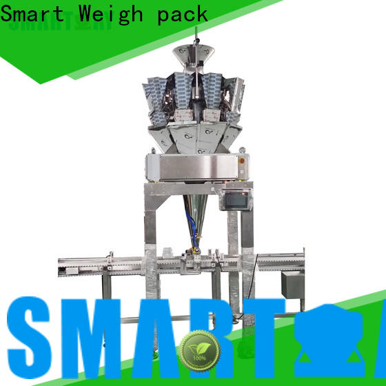 Smart Weigh pack best automated filling machine supply for chips packing