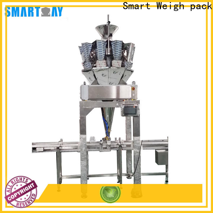 Smart Weigh pack liquid filling machine company for food weighing