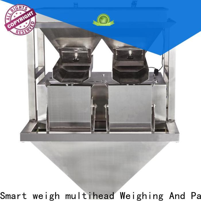 Smart Weigh pack pork weigher factory for foof handling