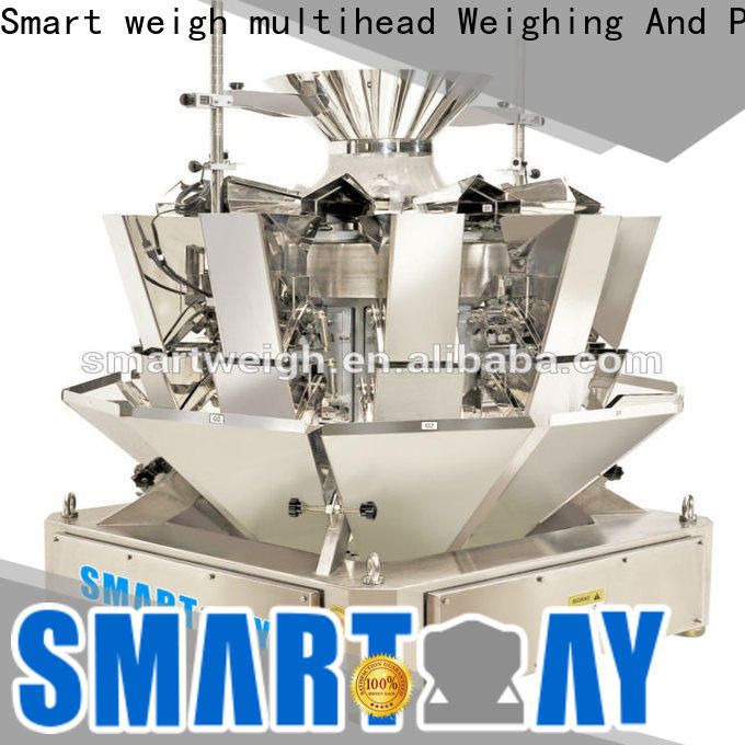 Smart Weigh pack adjustable weigher free design for foof handling