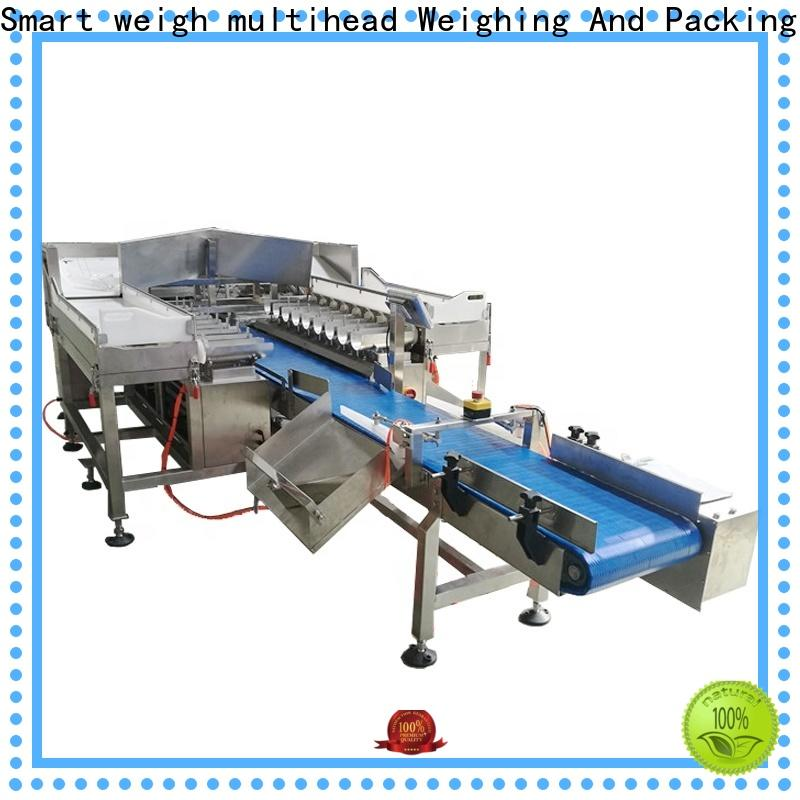 Smart Weigh pack one weigher machine for wholesale for foof handling