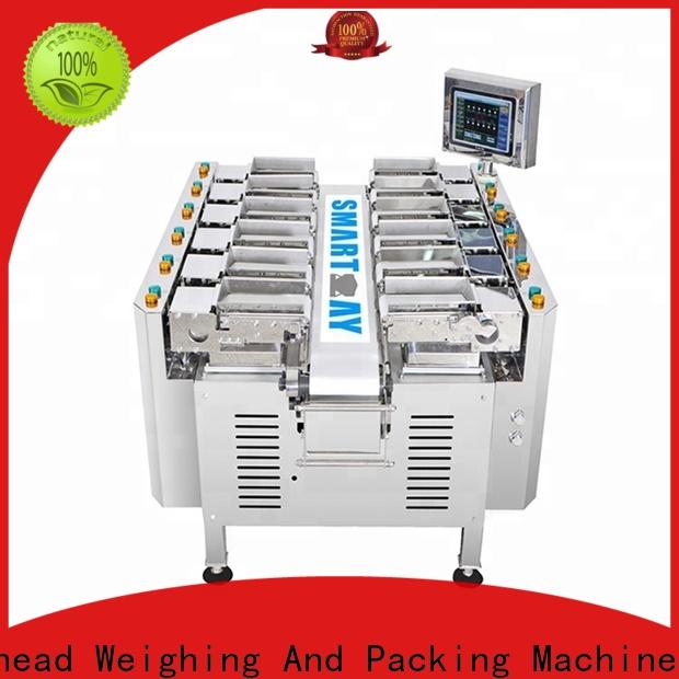 Smart Weigh pack price weigher machine factory price for food packing