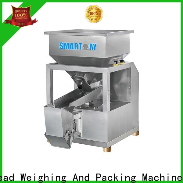 Smart Weigh pack rice weigher machine factory for food packing
