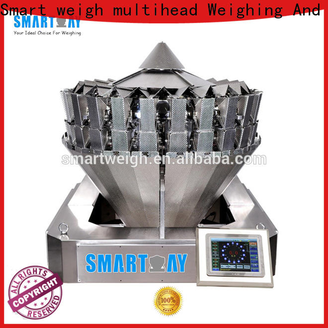 Smart Weigh pack best checkweigher suppliers for food labeling