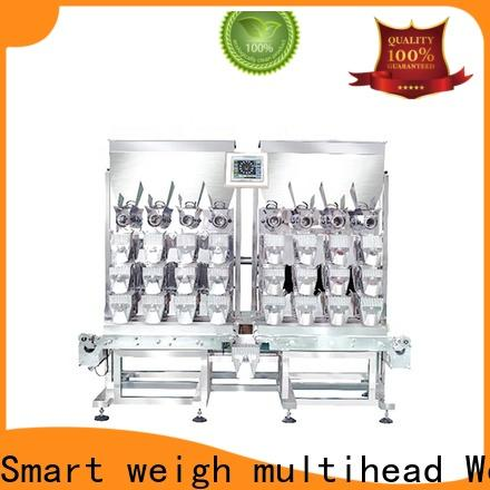 Smart Weigh pack meat weigher machine company for foof handling