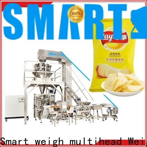 Smart Weigh pack latest seal packing machine supply for frozen food packing
