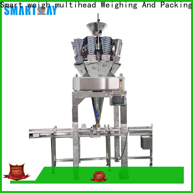 Smart Weigh pack latest vertical bagging machine company for food weighing