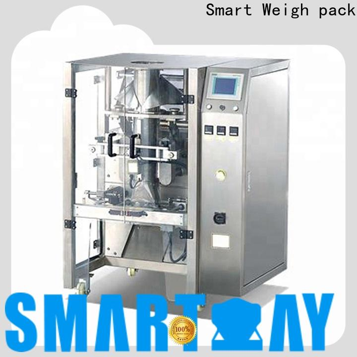 Smart Weigh pack nail vertical form fill and seal machines manufacturers for frozen food packing