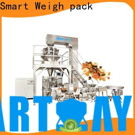 Smart Weigh pack new automatic vertical packing machine supply for meat packing