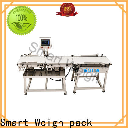 adjustable checkweigher system detecting with good price for food weighing