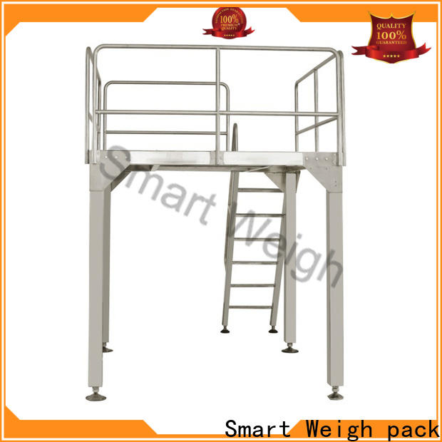 Smart Weigh pack safety bucket conveyor inquire now for foof handling