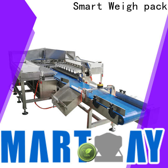 Smart Weigh pack meat channel linear weigher inquire now for foof handling