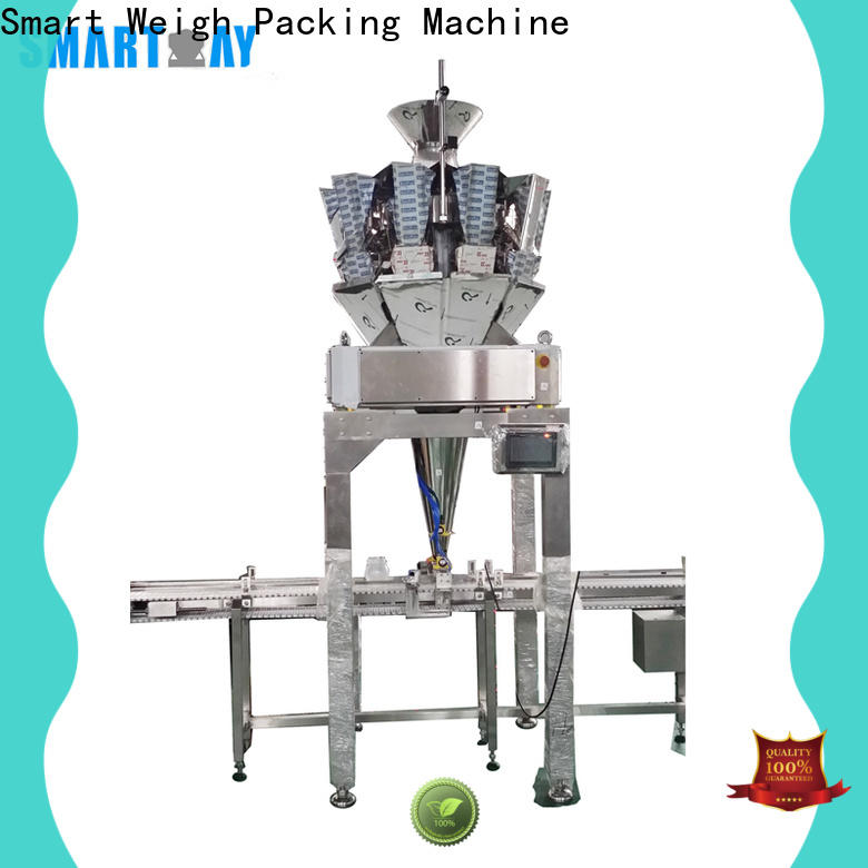 Smart Weigh Pack liquid filling equipment factory for food packing