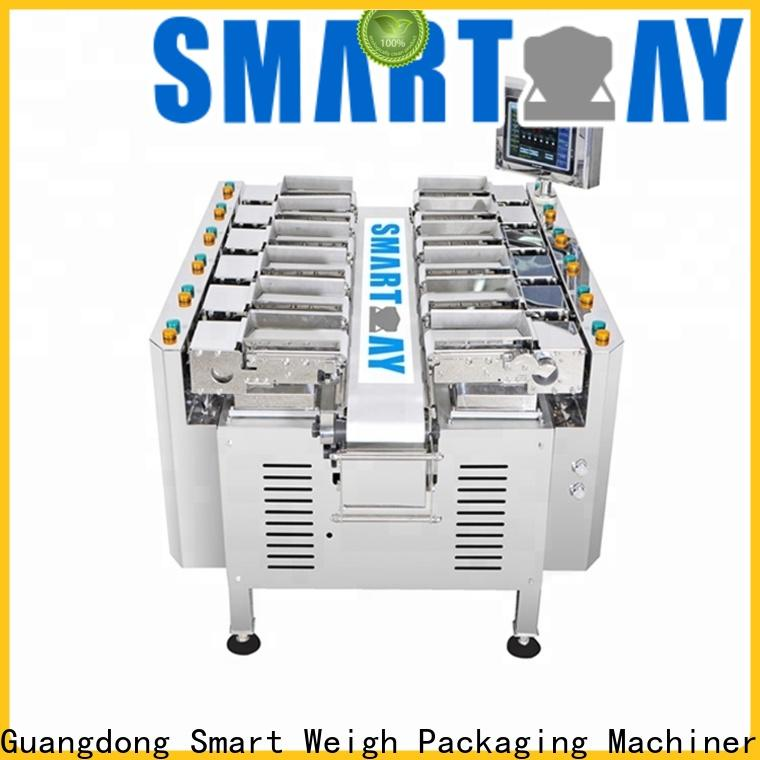 easy-operating weigher machine at discount for food packing