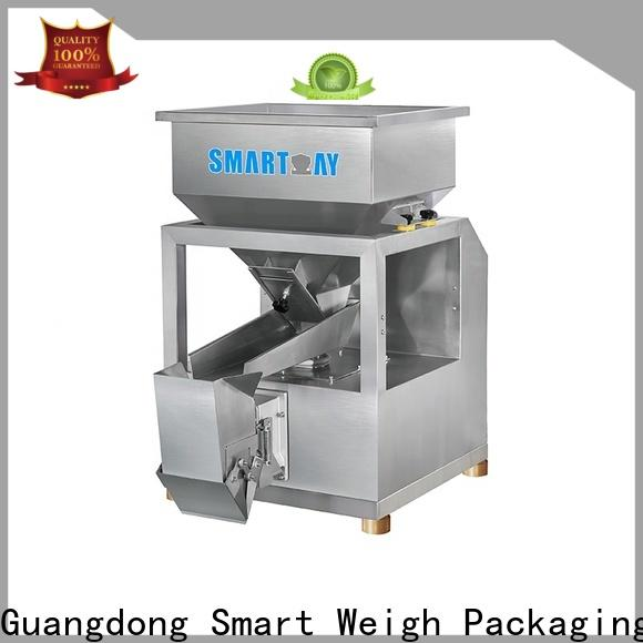 eco-friendly weigher machine for food labeling