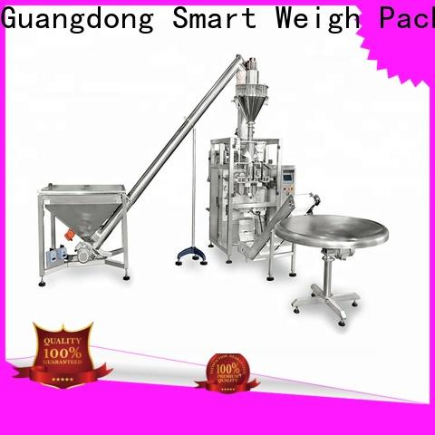 Smart Weigh Pack latest dry chemical powder filling machine supply for chips packing