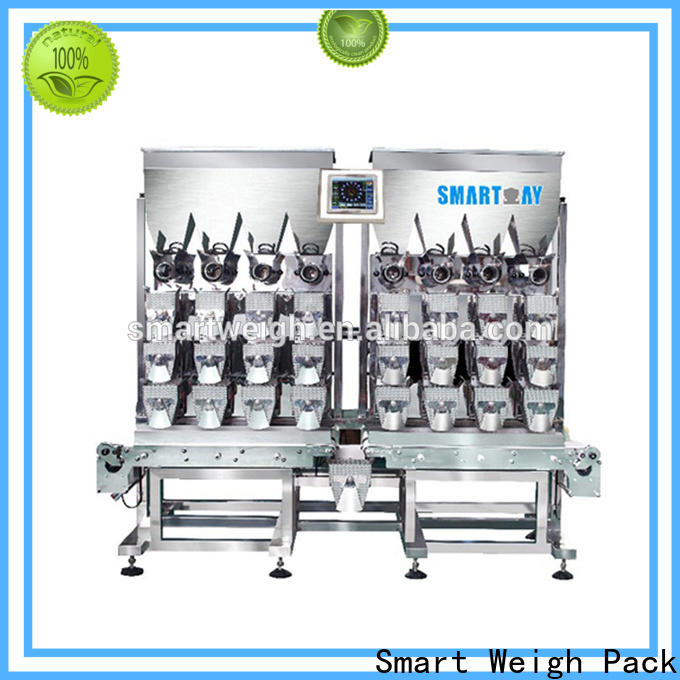 new multihead weigher packing machine directly sale for foof handling