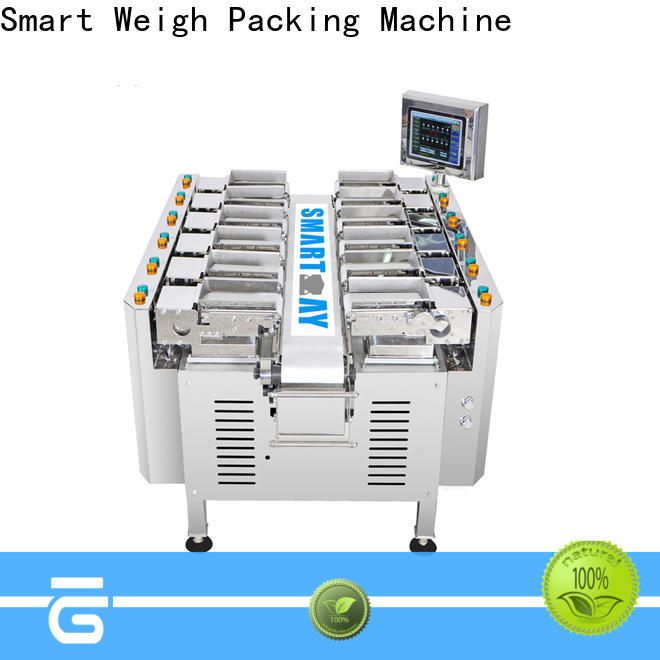 Smart Weigh Pack durable metal detector from China for food weighing